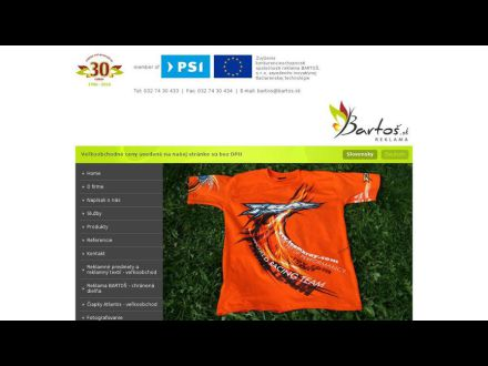 www.bartos.sk