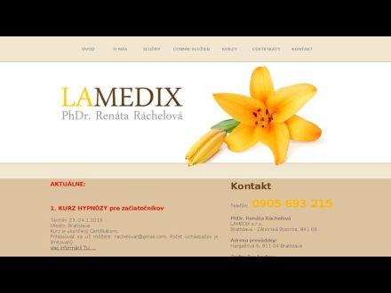 www.lamedix.sk