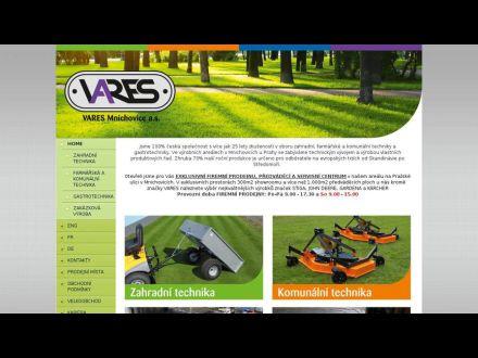 www.vares.cz