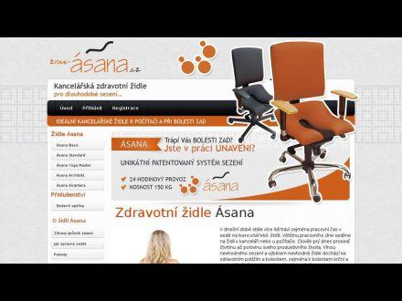 www.zidle-asana.cz
