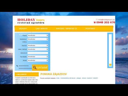 www.holidaytours.sk