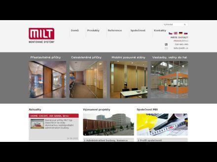 www.milt.cz