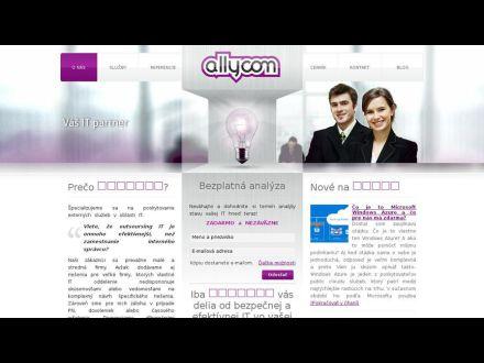 www.allycom.sk