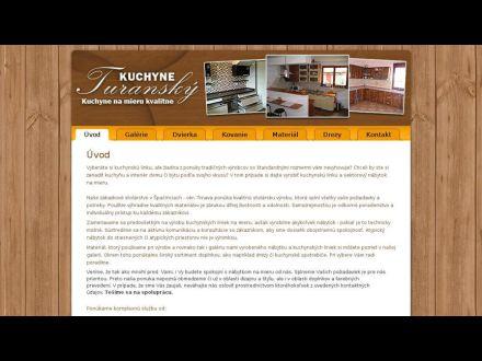 www.kuchyne-turansky.sk