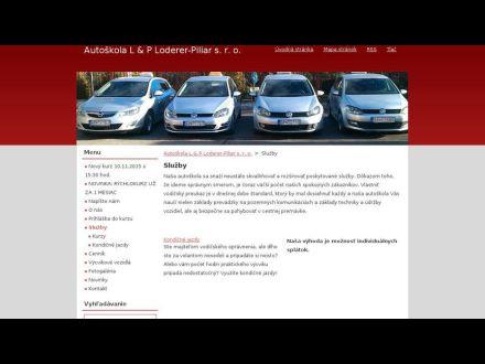 www.autoskolaloderer-piliar.webnode.sk/sluzby