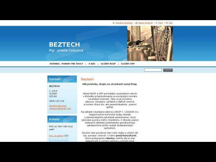 www.beztech.webnode.sk