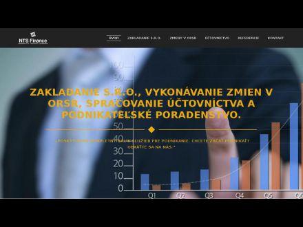 www.ntsfinance.sk