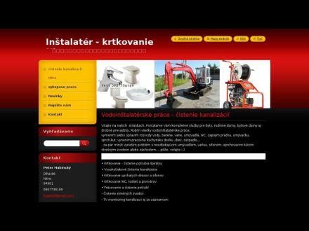 www.vodoinstalaterznr.sk