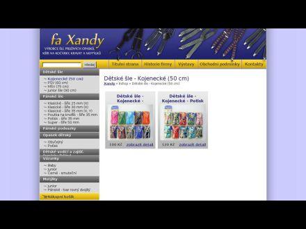 www.xandy.cz
