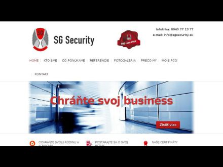 www.sgsecurity.sk