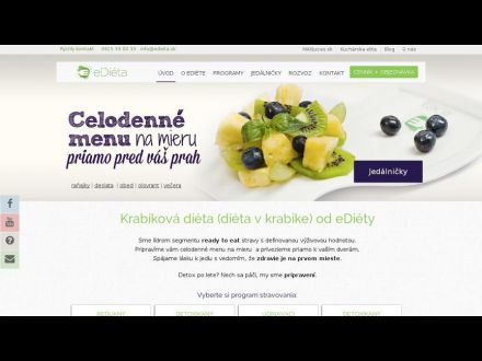 www.edieta.sk