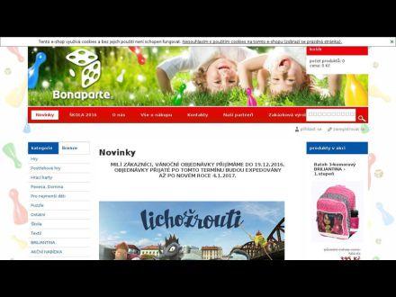 www.bonaparte.cz