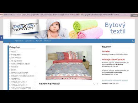 www.praktiktextil.sk