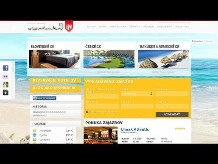 www.dovolenka-in.sk