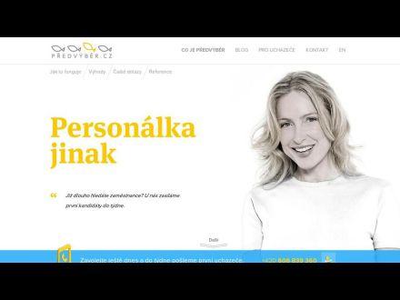www.predvyber.cz