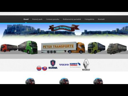 www.petertransporte.eu