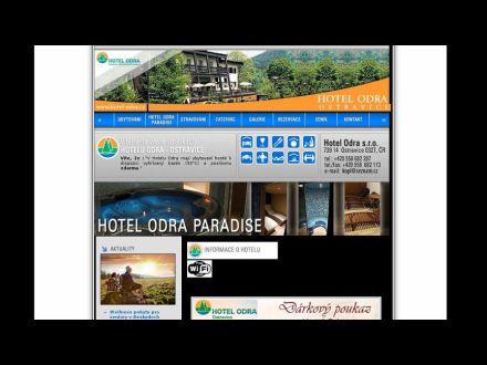 www.hotel-odra.cz