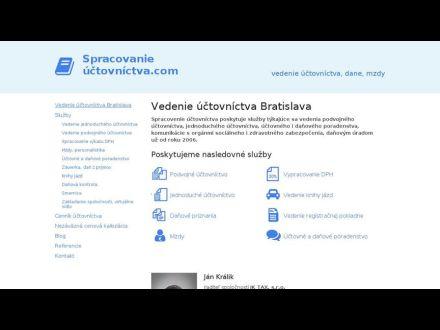 www.spracovanieuctovnictva.com