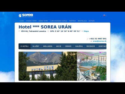 www.sorea.sk/vysoke-tatry/hotel-sorea-uran