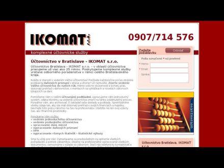 www.ikomat.sk