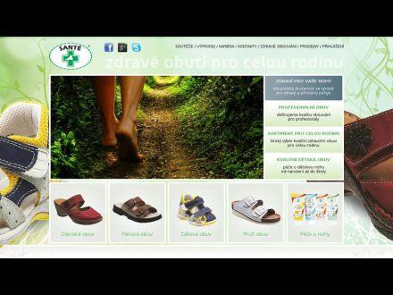 SANTÉ - zdravotní obuv s.r.o. df1ace070d