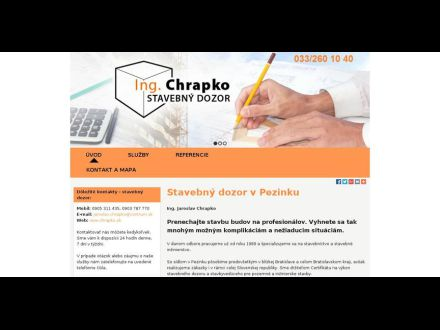www.chrapko.sk