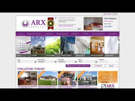 www.arxreality.sk
