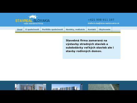 www.stavrealslovakia.sk