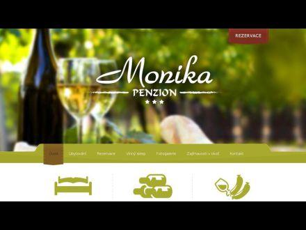 www.penzion-monika.cz