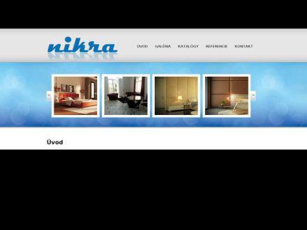 www.nikra-nabytok.sk