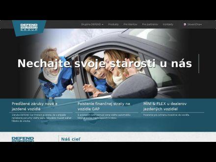 www.defendfinance.sk