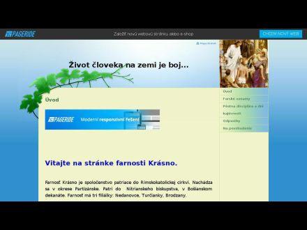 www.krasno.wbl.sk