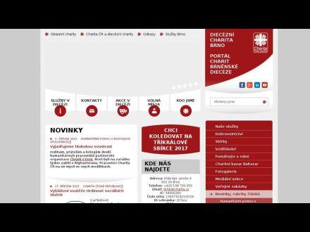 www.dchb.charita.cz