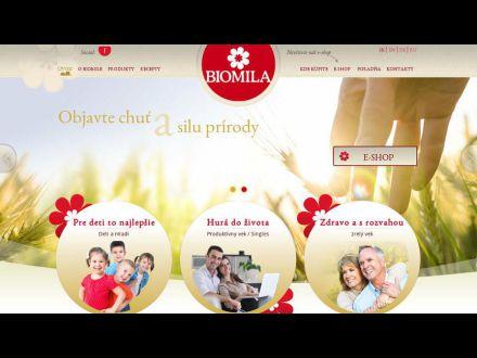 www.biomila.sk