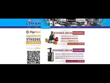www.elektrolimar.ozm.sk