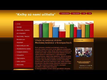 kniznicakrompachy.webnode.sk