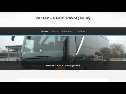 www.parsek.sk