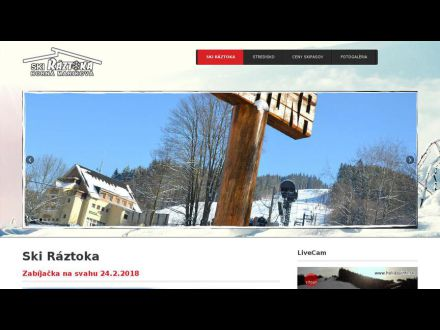 www.skiraztoka.sk