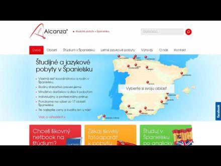 www.alcanza.sk