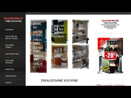 www.tomikuchyne.sk
