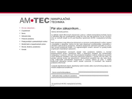 www.amtec.sk