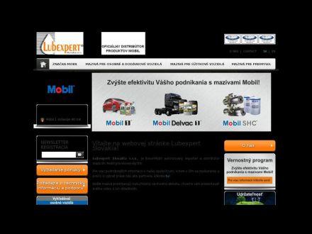 www.lubexpert.sk