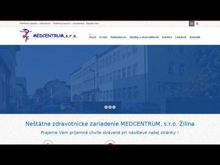 www.medcentrum.sk