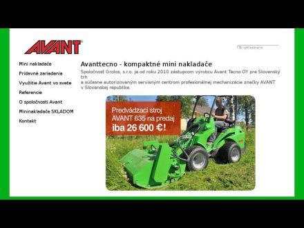 www.avanttecno.sk