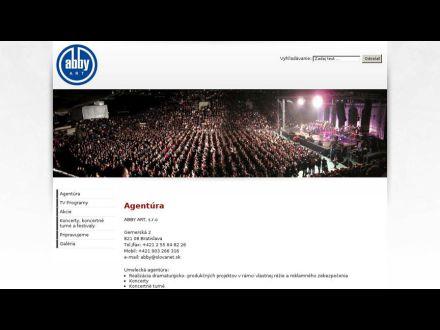 www.abbyart.sk