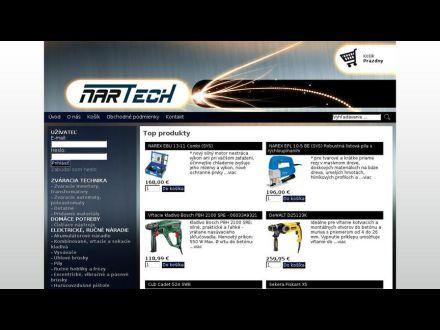 www.nartech.sk