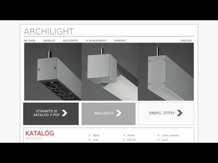 www.archilight.sk
