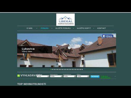 www.liberalreal.sk