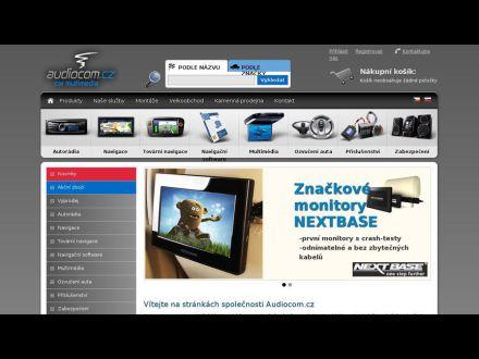 www.audiocom.cz