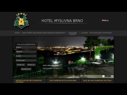 www.hotelmyslivna.cz